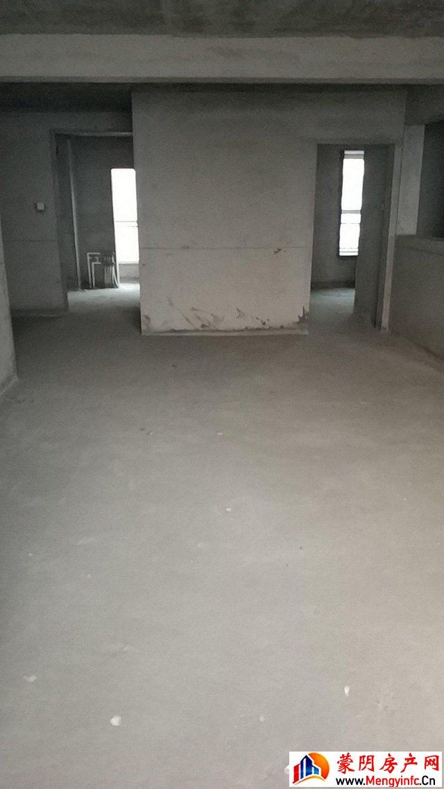 润蒙花园 3室2厅 138.81平米 毛坯 86万元