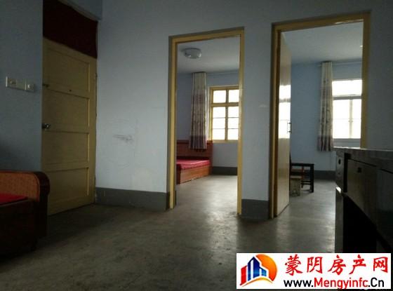 蒙阴县染织厂家属院 2室1厅 70平米 简单装修 19万元