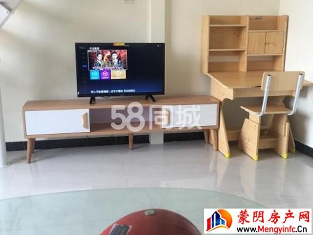 天基云蒙庄园 1室1厅 43平米 精装修 800元/月